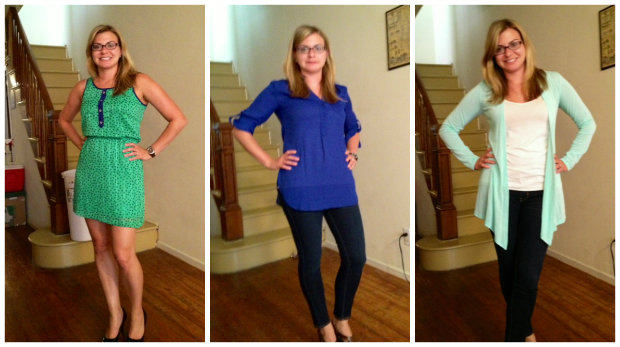 Stitch Fix collage