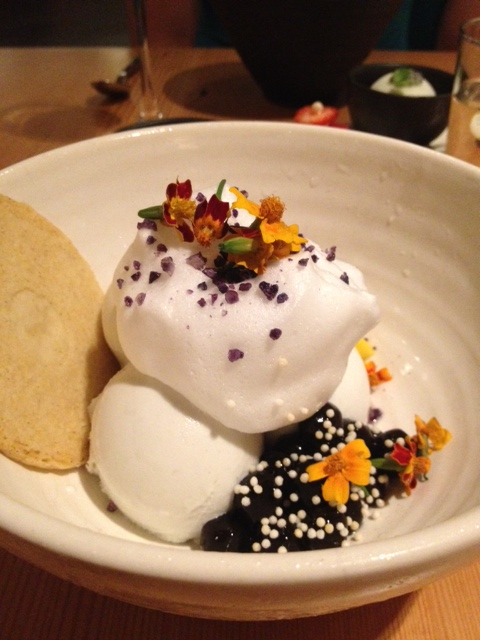 Heavenly dessert at PABU