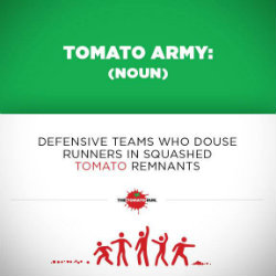 Tomato Army Post Graphic