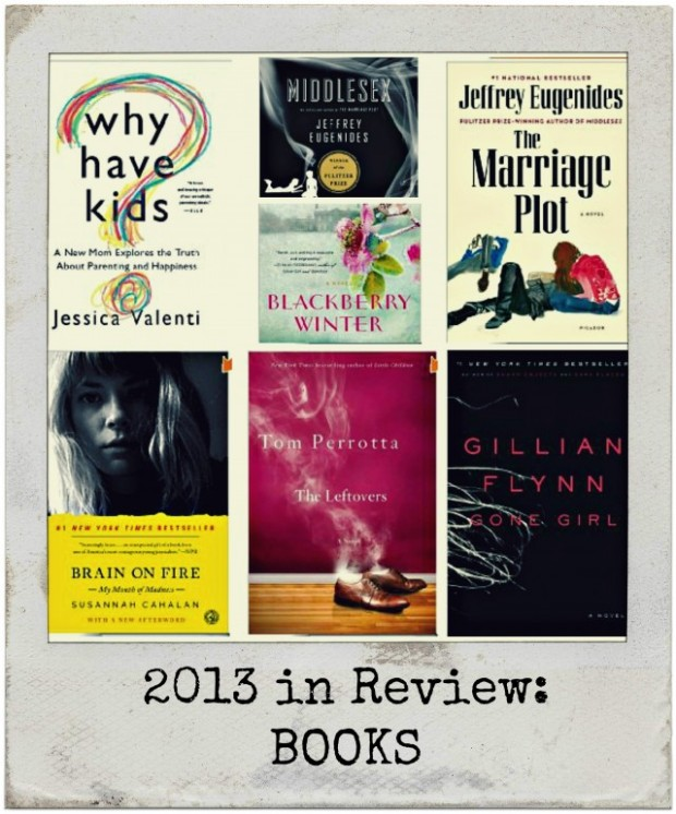 2013 book reviews