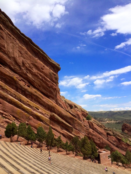 Red Rocks Denver