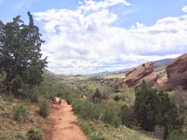 Denver And Boulder Hiking And Running Rlb Ink