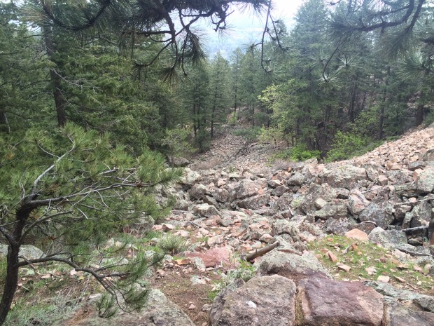 Chautauqua Boulder
