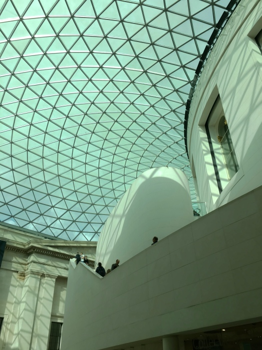 Well, the inside of the Museum is cool