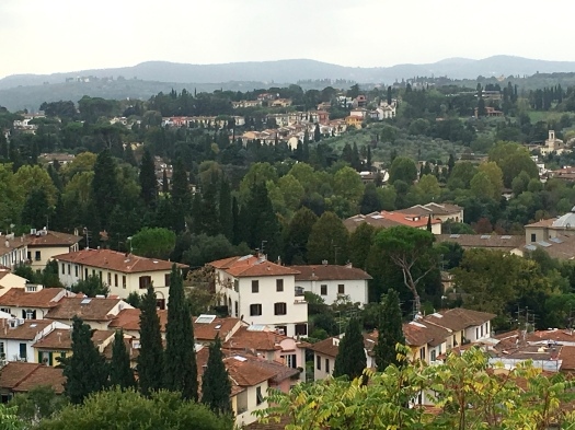 Ciao, bella Firenze!