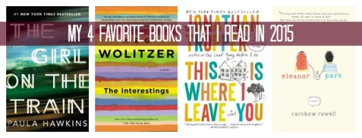 favorite books 2015 review