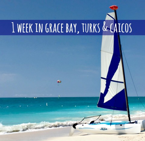 Grace Bay Providenciales Turks & Caicos review
