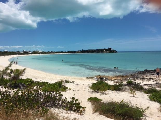 Taylor Bay Providenciales Turks and Caicos