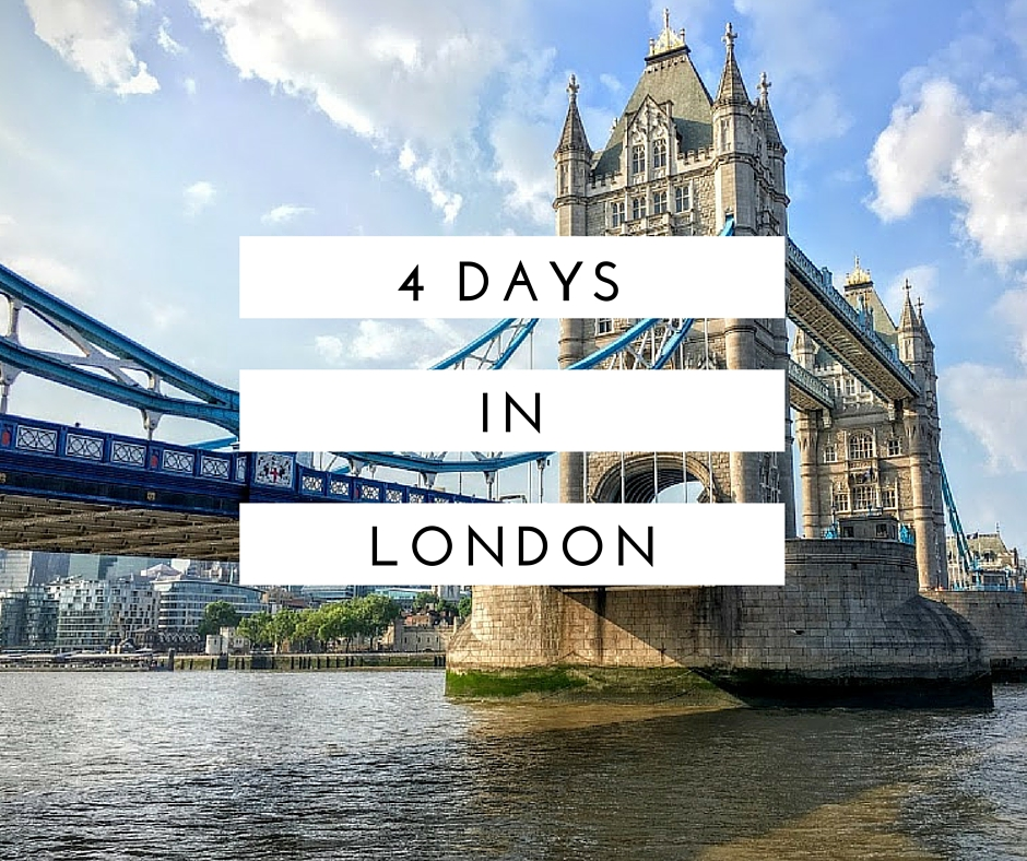 4 More Days In London Southwark Notting Hill Chelsea S Ditch