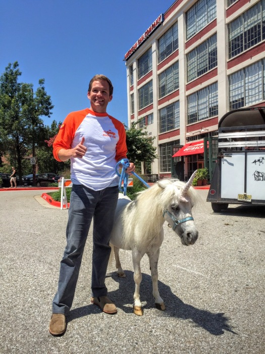 When you sell your company, you get a unicorn